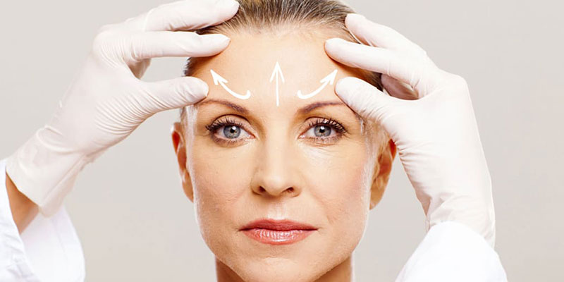 Forehead Lift - Eyebrow Removal